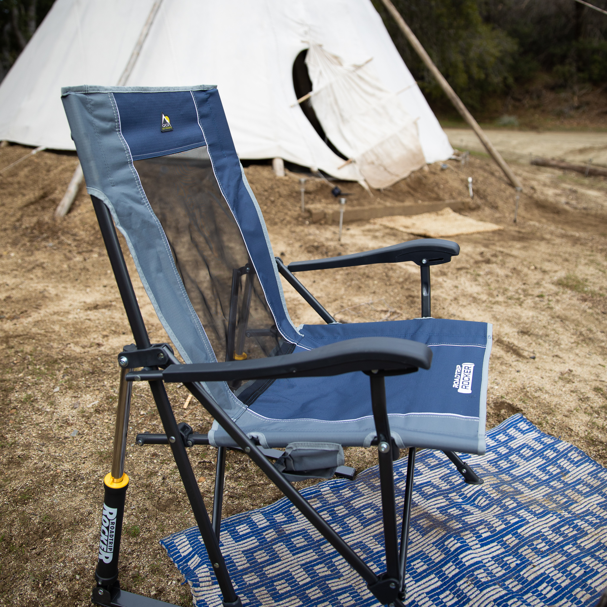 5 Tips For Your First Night Teepee Camping - 50 Campfires