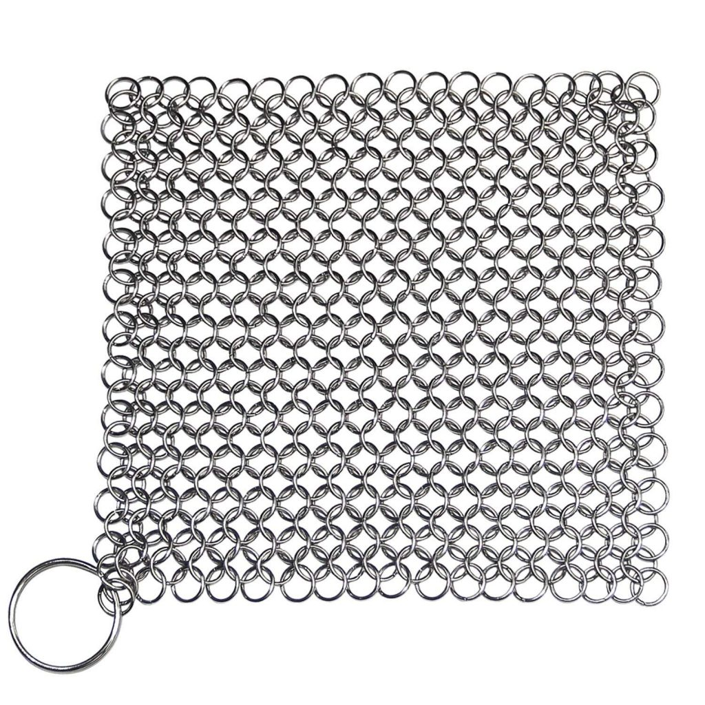 blisstime chainmail scrubber