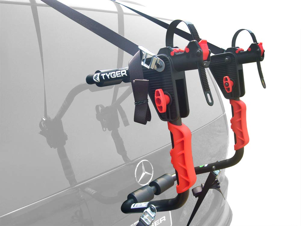 tyger trunk mount bike rack