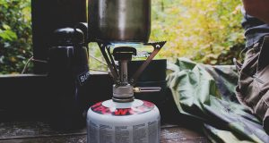 can camping stoves be used indoors