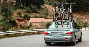 can bike racks go on any car