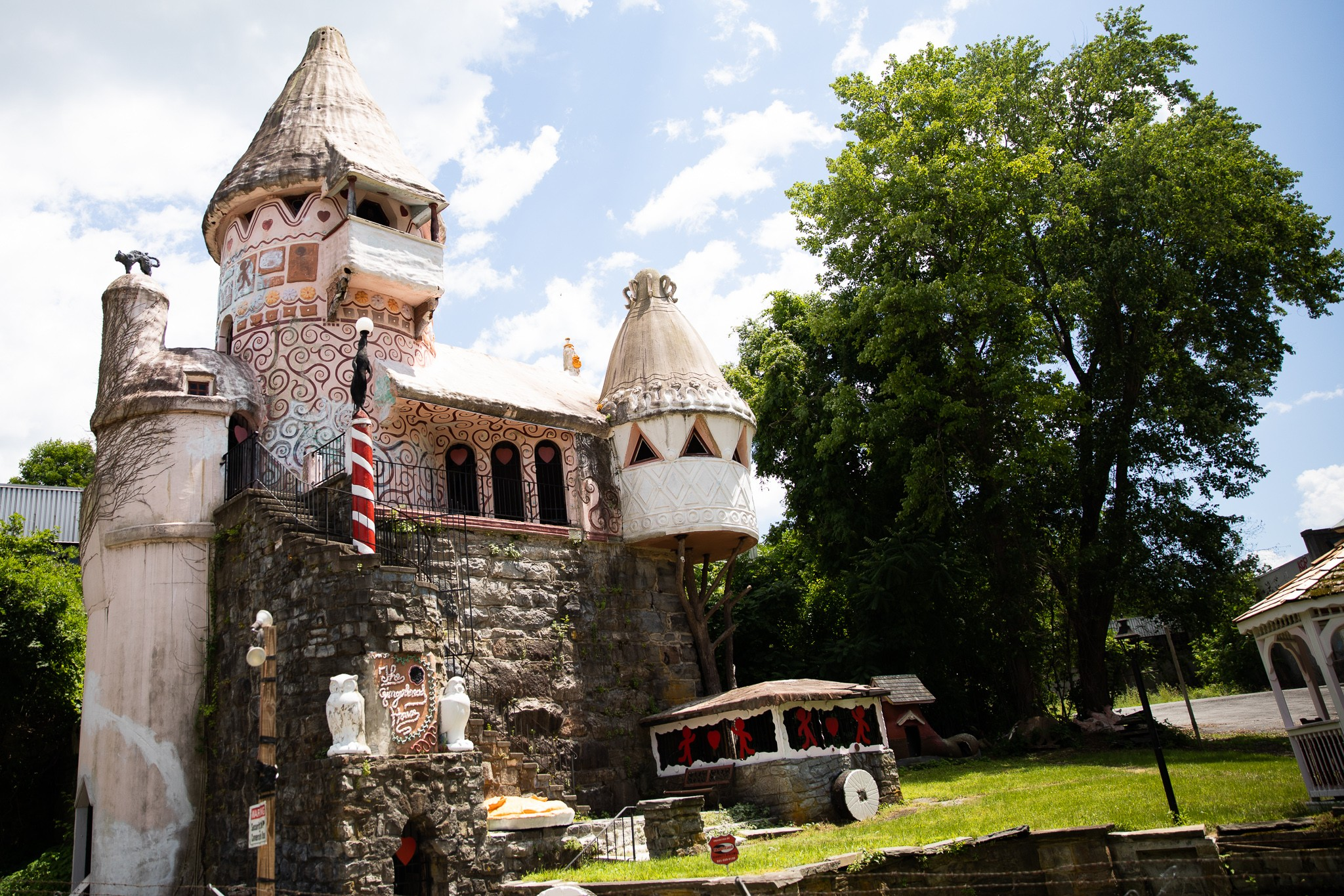 the gingerbread castle new jersey