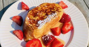 camping french toast