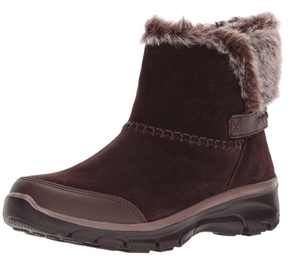 Skechers Women's Easy-Going Quantum Ankle Bootie
