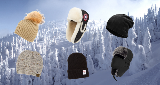warmest winter hats