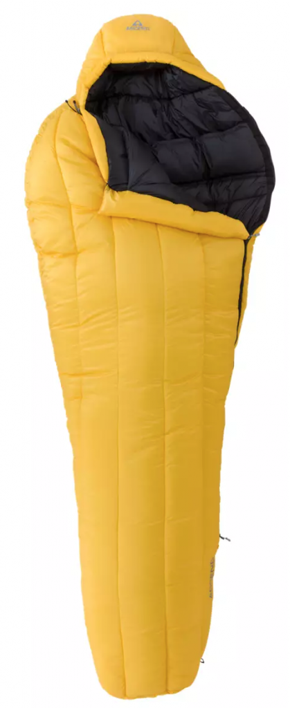 Ascend Hex 0 Mummy Sleeping Bag