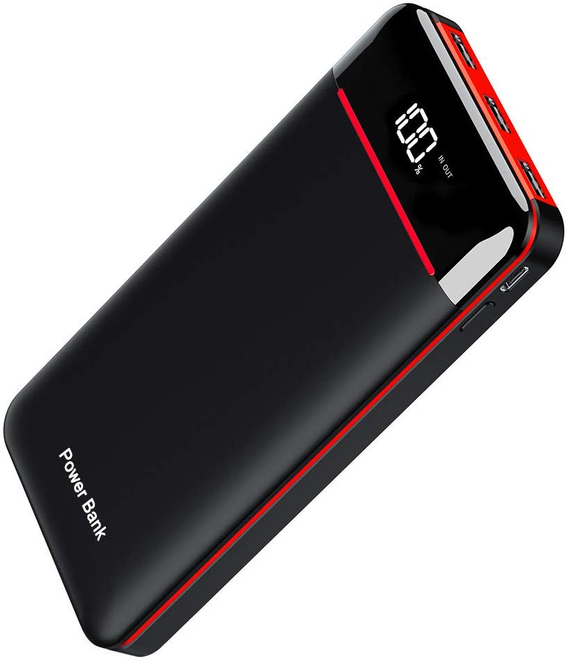Rleron 25,000mAh Power Bank
