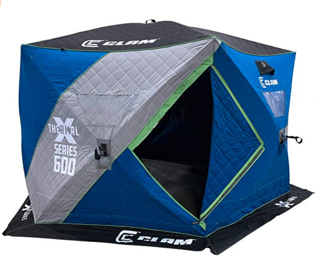 CLAM Thermal X-600 Hub Shelter