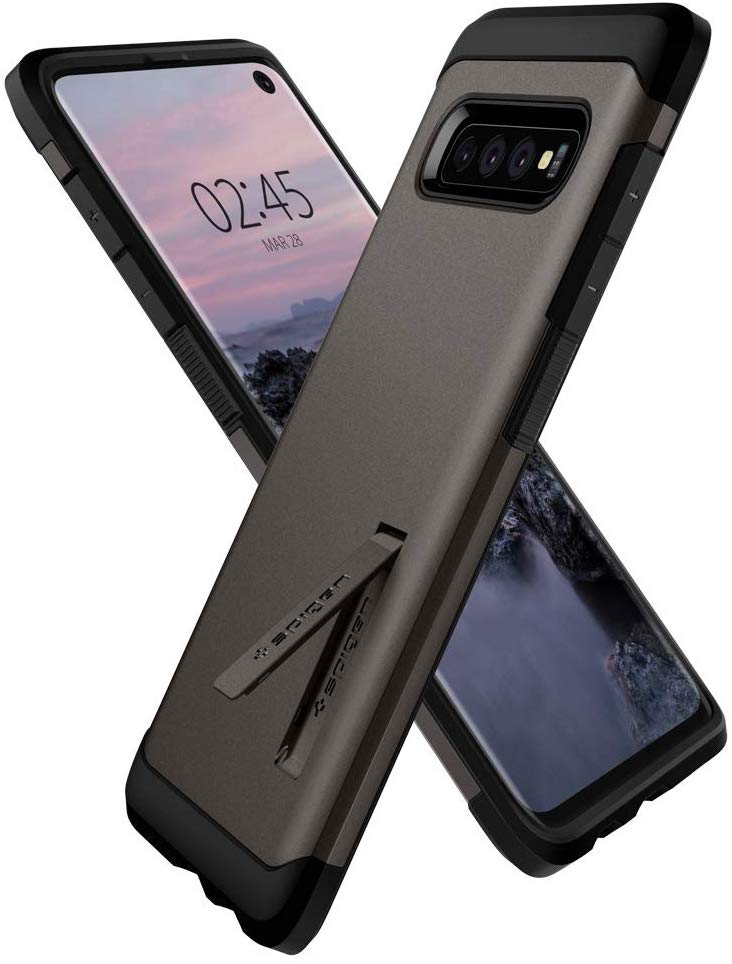 Spigen Tough Armor Designed for Samsung Galaxy S10 Case