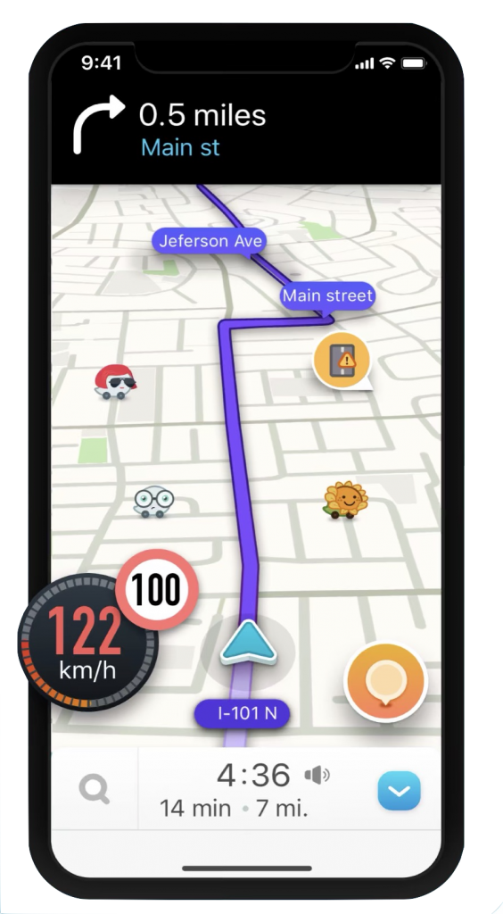 waze best road trip apps