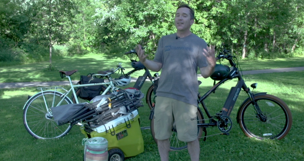 tips for bike picnic