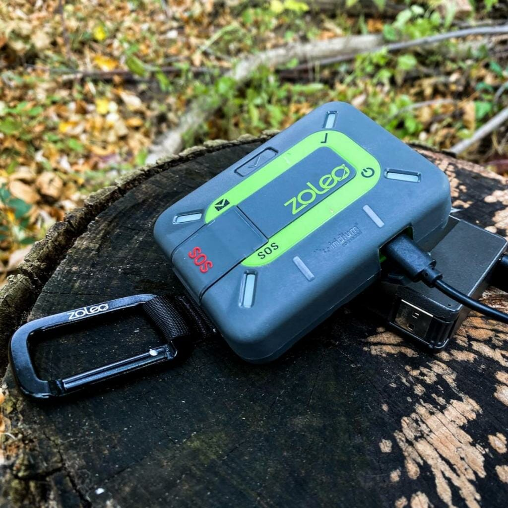 Zoleo satellite communicator hiking gear