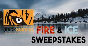 fire and ice sweepstakes