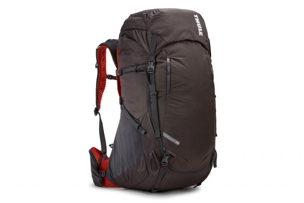 thule versant 70L backpack hiking gear